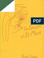 Rudolf Steiner - The Gospel of St Mark