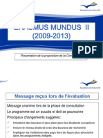 EM II - General Presentation - Algeria - 2 Avril 08