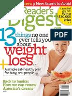 Readers Digest 2009-01