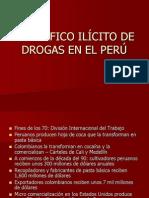 tráfico ilícito de drogas en el peru
