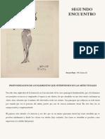 Seminario de Perfeccionamiento artistico y docente. Clase 2