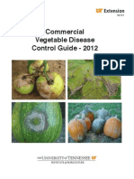 Commercial Vegetable Disease Control Guide 2012