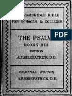 17b. Psalms 42-89