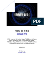 How to Find EdWeWo - June 2012