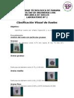 Clasificacion Visual de Suelos