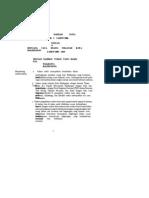 PERDA Balikpapan No 05 2006 Rencana Tata Ruang 2005-2015 NoPW
