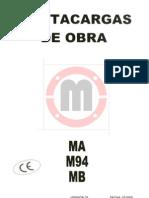 Libro Montaje Montacargas v.3 PDF