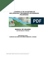 Manual Sidrep