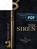 The Siren by Tiffany Reisz - Chapter Sampler
