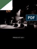 Escher's Knot - Press Kit 2011