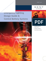 Emergency Lighting Design Guide-Gent