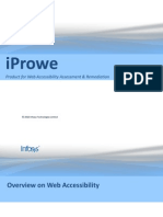 iProwe Overview