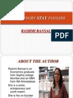 A bansal pdf have i rashmi dream
