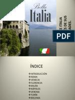 Presentación Italia