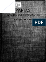 Papias and His Contemporaries; A Study of Religious Thought in the Second Century (1899)