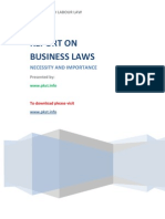 Bussiness Law Pakistan by Pkst