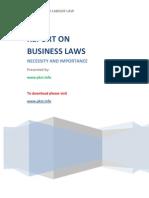 Bussiness Law Pakistan by Pkst
