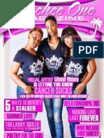 GeeChee One Magazine - June 2012
