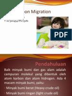 Hydrocarbon Migration
