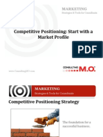 Competitive Positioning_Profile Your Market