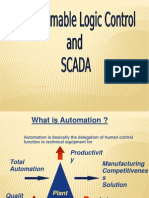 Programmable Logic Controller and Scada