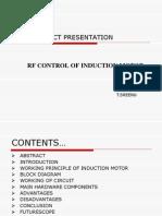 Main Project Presentation