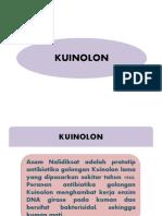 PPT KUINOLON