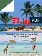 Testul+BANANEI