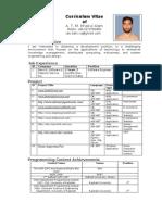 Resume of Khairul Alam (Baki)