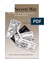The Secrets War [WWII]