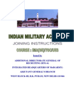 Download_Joining Instructions Indian Military Academy(IMA) Dehradun_28-Nov-2011_IMAJOININGINSTRUCTIONS