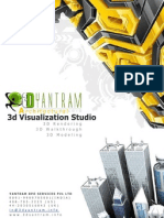 3D Architectural Rendering Visualization