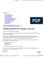 Enabling OID_SSO for E-Busi...