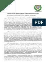 AAH Comunicado 2012 06 28