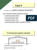 Constructii Rurale - Adaposturi Pentru Taurine
