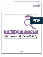 "The Queeny "" the crown of hospitality"""