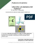 Curso Quimica del Carbono en Servicio Echeverría