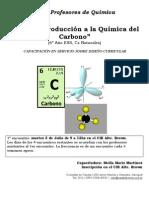 Curso Quimica Del Carbono en Servicio Alte Brown