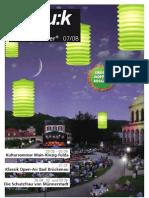 kukuk-Magazin, Ausgabe 07+08/2012