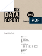 The 2012 DATA Report