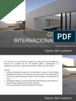 El canal contract vía para el desarrollo y consolidación de negocios internacionales, por  Cristian Guarin (UNEX)