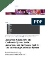 Carbonate Chem Reef Au Arium Part 2