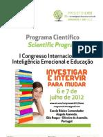 Programa Completo Congresso 2012 Site