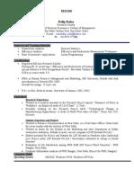 Dalip Raina Resume