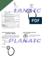 Manual VAC001 RevB