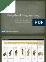 proceduralprogramming