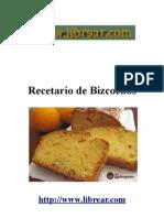 Derechupete-Recetario de Bizcochos