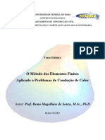ApostilaElementosFinitosConducaoCalor