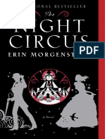 The Night Circus by 	Erin Morgenstern (Excerpt)