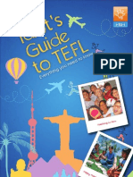 An Idiot's Guide to TEFL